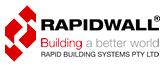 rapidwall logo